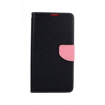 Flipové puzdro na Huawei P Smart Z čierno-ružové