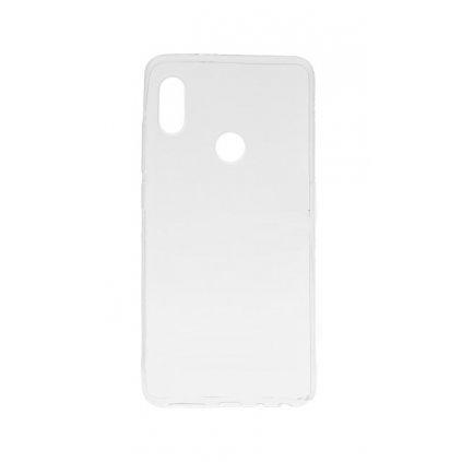 Ultratenký silikónový kryt na Xiaomi Redmi Note 5 0,5 mm priehľadný
