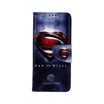 Flipové puzdro na Xiaomi Redmi Note 7 Superman 2