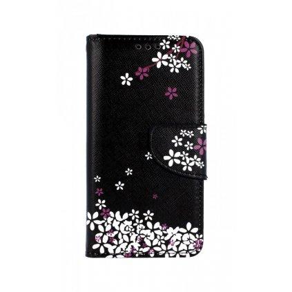 Flipové puzdro na Xiaomi Redmi 4X Kvety sakury