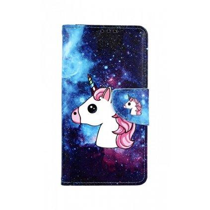 Flipové puzdro na Xiaomi Redmi Note 4 Global Space Unicorn