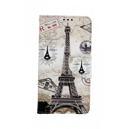 Flipové puzdro na Xiaomi Redmi Note 4 Global Paris 2