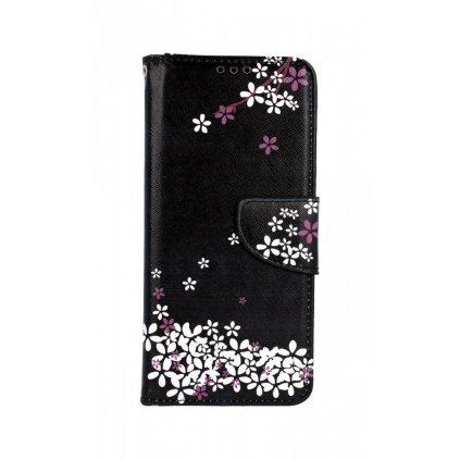 Flipové puzdro na Xiaomi Mi 9 Kvety sakury