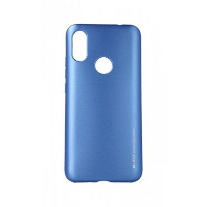 Zadný kryt Mercury iJelly Metal na Xiaomi Redmi 7 modrý