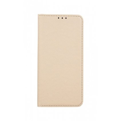 Flipové puzdro Smart Magnet na Xiaomi Mi 9T zlaté