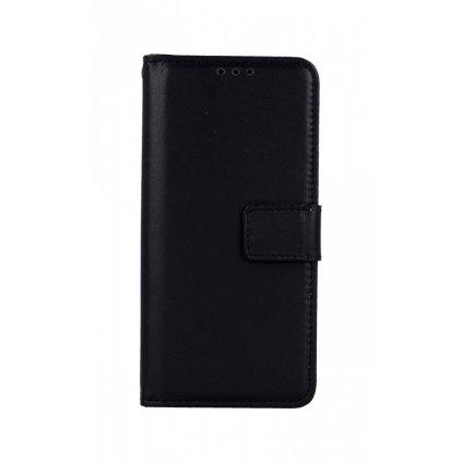 Flipové puzdro na Xiaomi Mi 9 SE čierne s prackou 2