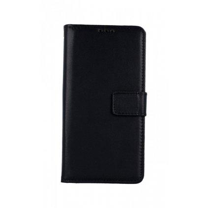 Flipové puzdro na Xiaomi Mi A3 čierne s prackou 2