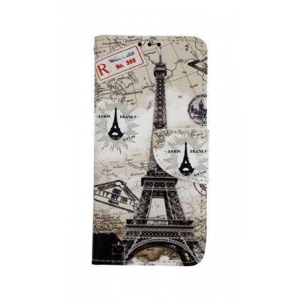 Flipové puzdro na Xiaomi Mi 9 SE Paris 2