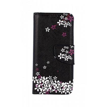 Flipové puzdro na Xiaomi Mi 9 SE Kvety sakury