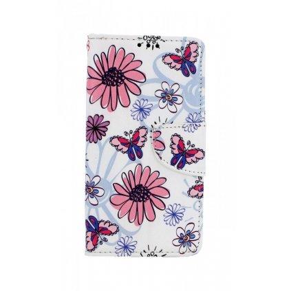 Flipové puzdro na Xiaomi Redmi 7A Flowers