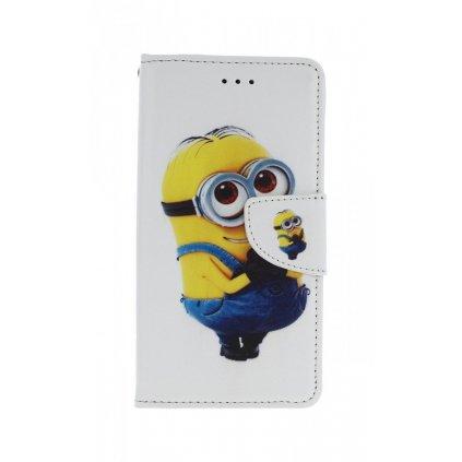 Flipové puzdro na Xiaomi Redmi Note 4 Global Minion