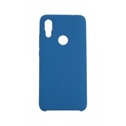 Zadný silikónový kryt Forcell Gummy na Xiaomi Redmi 7 modrý