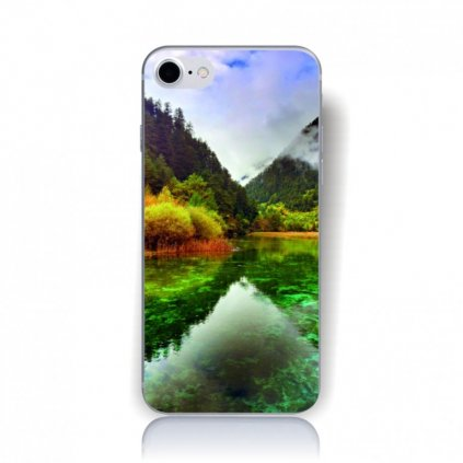 Zadný kryt na iPhone 7 Jazero