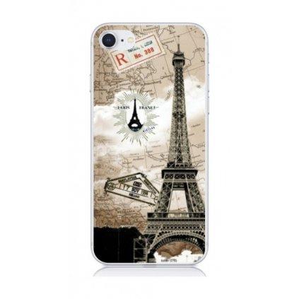 Zadný kryt na iPhone 8 Paris 2