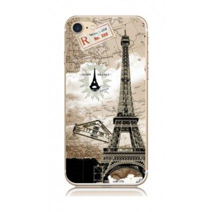Zadný kryt na iPhone 7 Paris 2