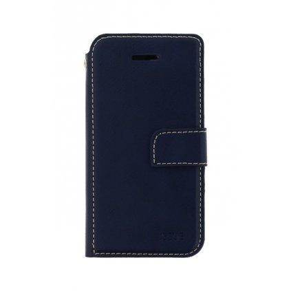 Flipové puzdro Molan Cano Issue Diary na iPhone X modré