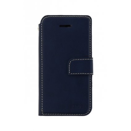 Flipové puzdro Molano Cano Issue Diary na iPhone 7 Plus modré