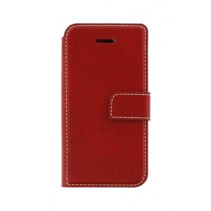 Flipové puzdro Molano Cano Issue Diary na iPhone 7 Plus červené