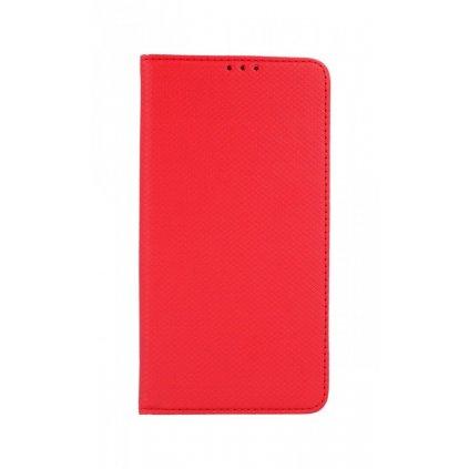 Flipové puzdro Smart Magnet na iPhone XS Max červené