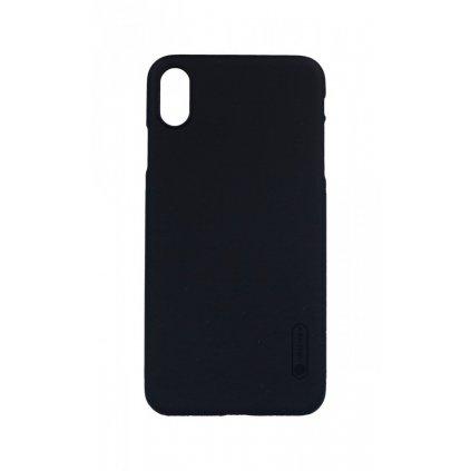 Zadný pevný kryt Nillkin na iPhone XS Max čierny