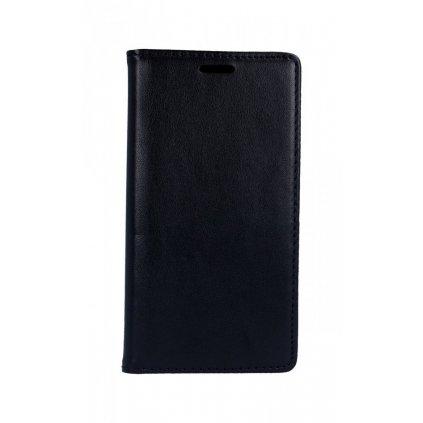 Flipové puzdro Magnet Book na iPhone XS čierne
