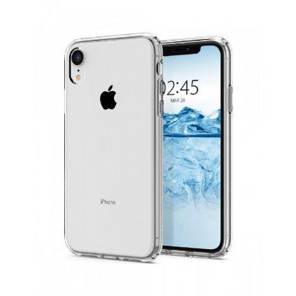 Zadný kryt Swissten Clear Jelly na iPhone XR priehľadný