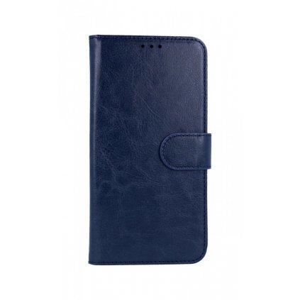 Flipové puzdro 2v1 na iPhone XS Max modré