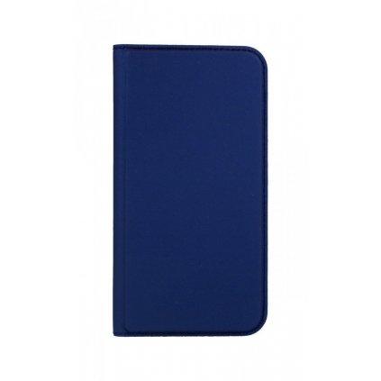 Flipové puzdro Dux Ducis na iPhone XS modré