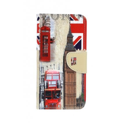 Flipové puzdro na Honor 10 Lite Londýn