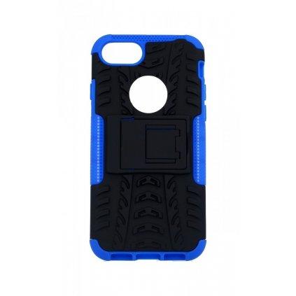 Ultra odolný zadný kryt na iPhone 8 modrý
