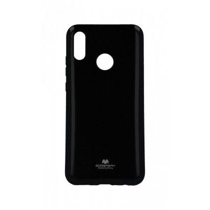 Zadný silikónový kryt Mercury Jelly Case na Honor 10 Lite čierny