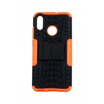 Ultra odolný zadný kryt na Honor 10 Lite oranžový