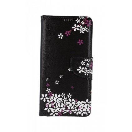 Flipové puzdro na Honor 8A Kvety sakury