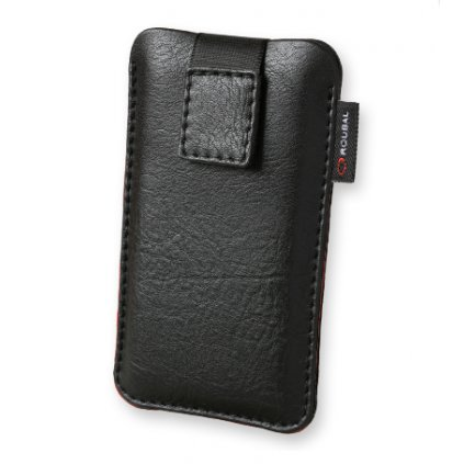 Puzdro Roubal na iPhone 11 Pro Max čierne
