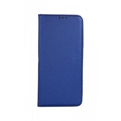Flipové puzdro Smart Magnet na iPhone 11 Pro Max modré