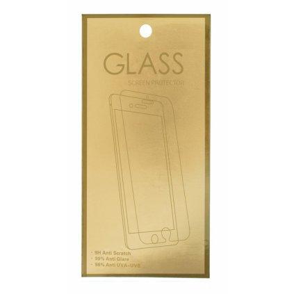 Tvrdené sklo GoldGlass iPhone 5 / 5s / SE