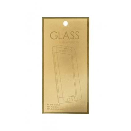 Tvrdené sklo GoldGlass na Xiaomi Redmi 4X