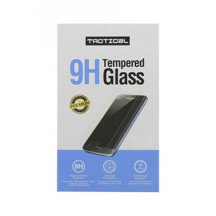 Polykarbonátová ochrana displeja Tactical na iPhone 8 3D biela
