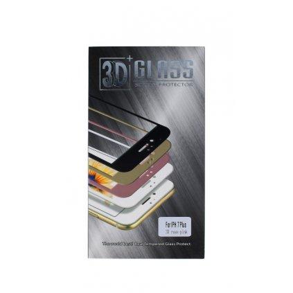 Polykarbonátová ochrana displeja TopGlass na iPhone 7 Plus 3D ružová