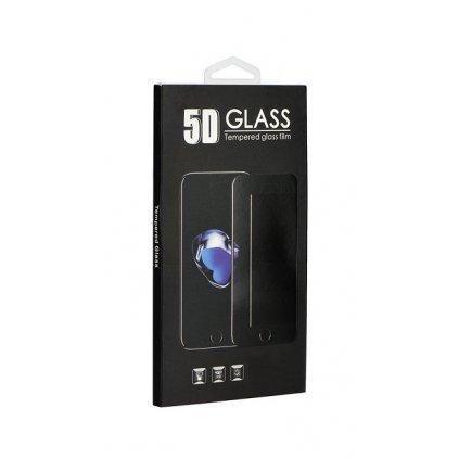 Tvrdené sklo BlackGlass na iPhone 7 Plus 5D čierne