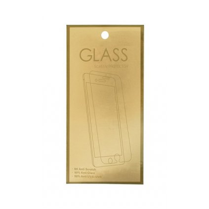Tvrdené sklo GoldGlass na Honor 9 Lite
