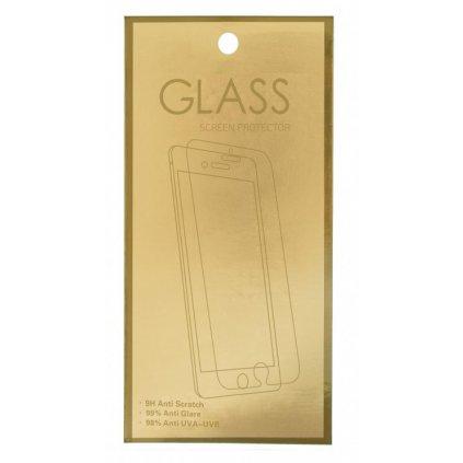 Tvrdené sklo GoldGlass iPhone 8 Plus