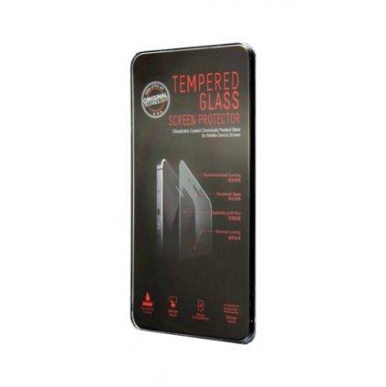 Polykarbonátová ochrana displeja TopGlass na Samsung J6 + Full Cover biela