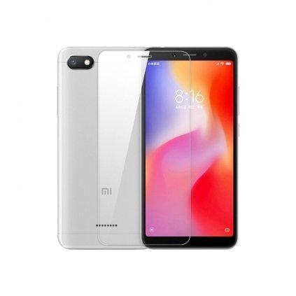Tvrdené sklo RedGlass na Xiaomi Redmi 6A