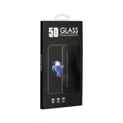 Tvrdené sklo BlackGlass na Huawei P30 5D čierne