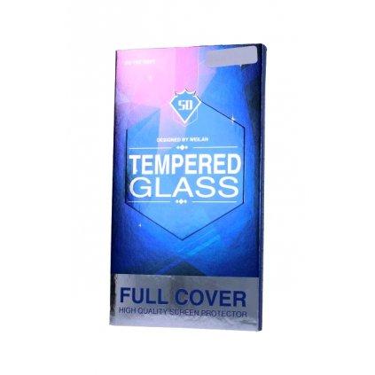 Polykarbonátová ochrana displeja GlowGlass na Samsung S10e Full Cover čierna
