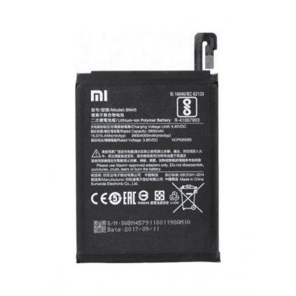 Originálna batéria Xiaomi BN45 Xiaomi Redmi Note 5 3900mAh
