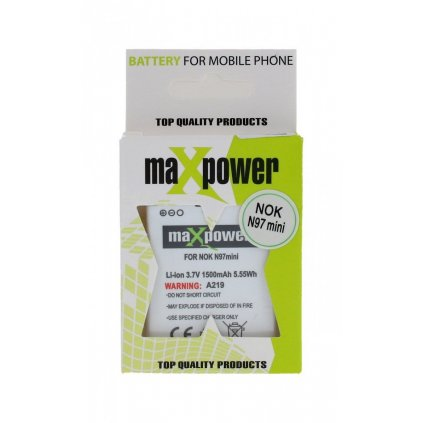 Batéria Maxpower Aligator A670 1500mAh