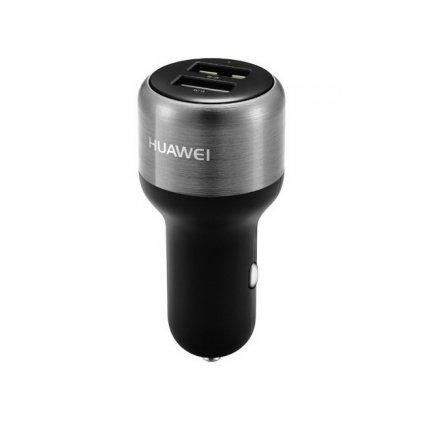 Originálna autonabíjačka Huawei Super Charge AP31 strieborná vrátane dátového kábla USB-C (EU Blister)
