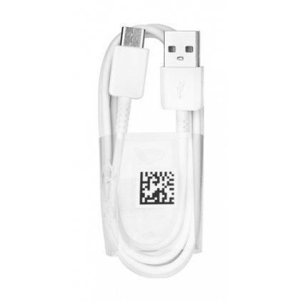 Originálny dátový kábel Samsung EP-DW700CWE USB-C (Type-C) biely 1,5 m